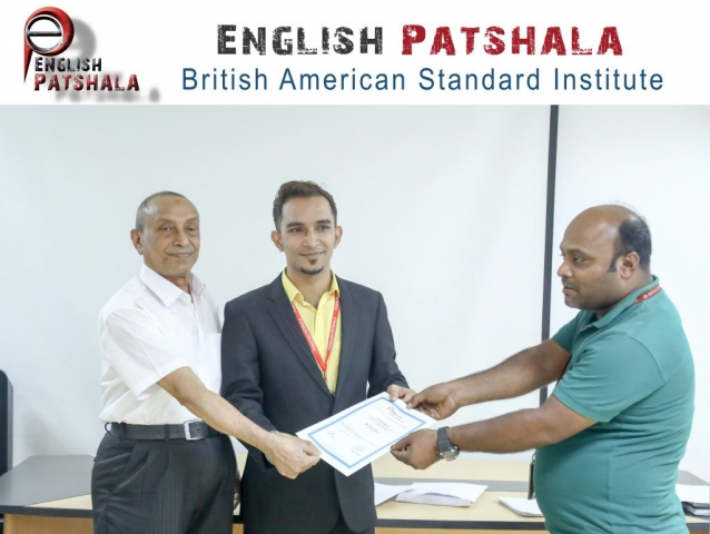 Corporate Training at English Patshala