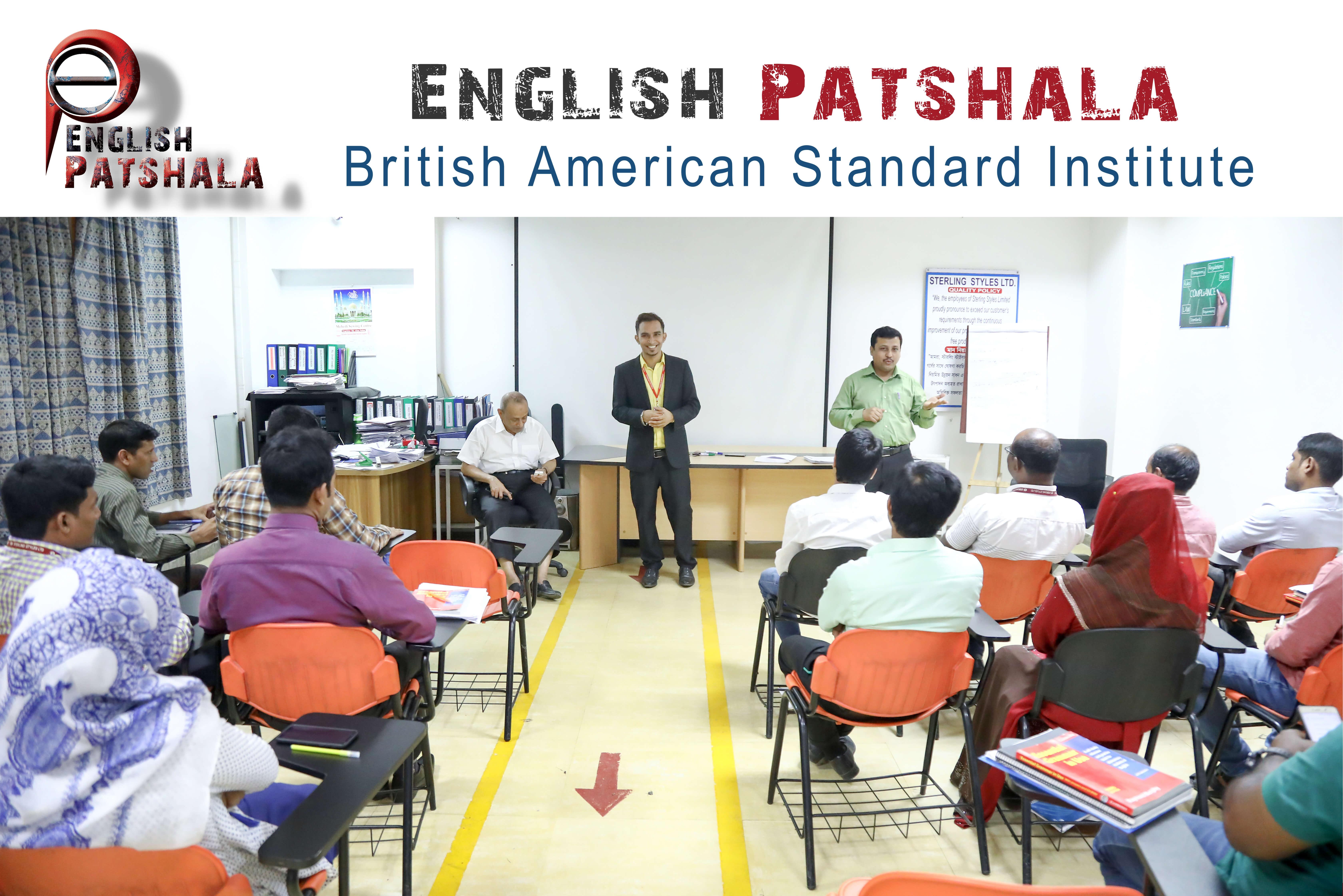 Corporate Training at English Patshala