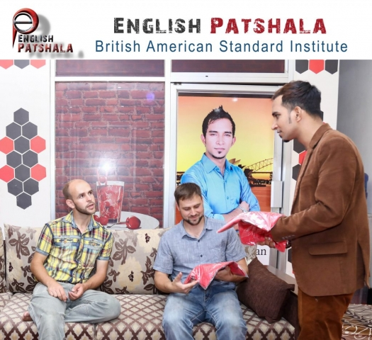 American English Teacher at English Patshala
