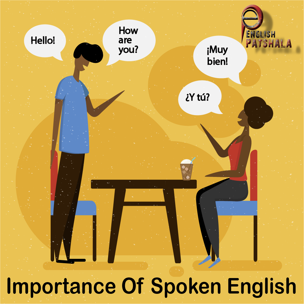 Important Of Spoken English
